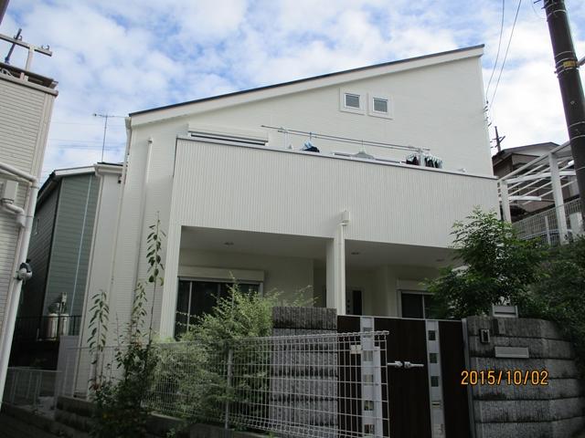 横浜市戸塚区 A・A様邸