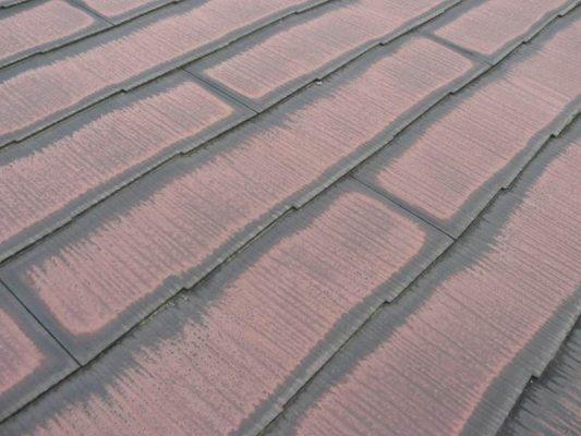 屋根の詰まり、染み